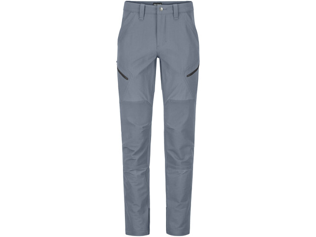 Marmot Limantour Pantalones Hombre, steel onyx
